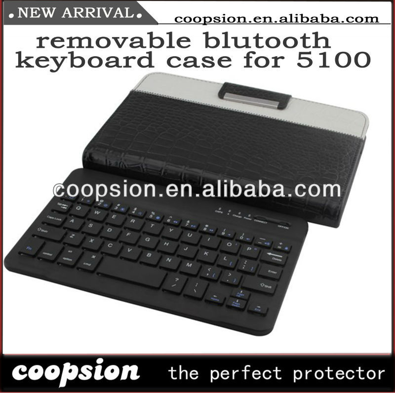 removable bluetooth keyboard case for galaxy note 8.0 N5100