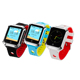 New smart watch kids tracker watch with real time tracking gps tracking system
