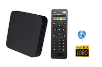 Best selling internet android tv box quad core