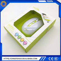 Top quality custom gaming white gaming mouse