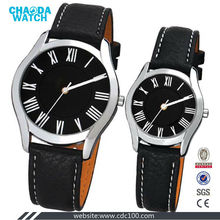 CDX1963 genuine leather strap japan movt lover watch