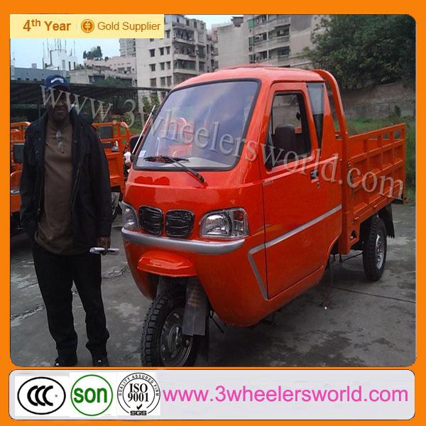 china 200cc motorrad mit drei r dern fallen kabine trike. Black Bedroom Furniture Sets. Home Design Ideas