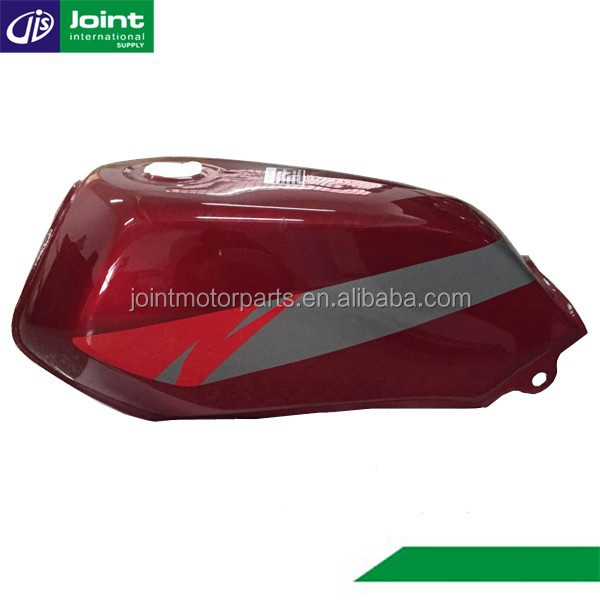 Top Quality Gas Tank Custom Motorcycle Fuel Tank Red Design For CBT125