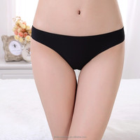 Black Women Seamless Underwear Teen Girls Sexy Seamless Panty Underwear For Fat Women