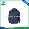 New Design Waterproof 100% Nylon Fleece Men Jacket With Contrast Zipper