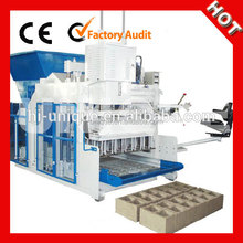 Cheap Price QT10-15 Fully Automatic Concrete Block Making Machine from China Machinery Manufacturer
