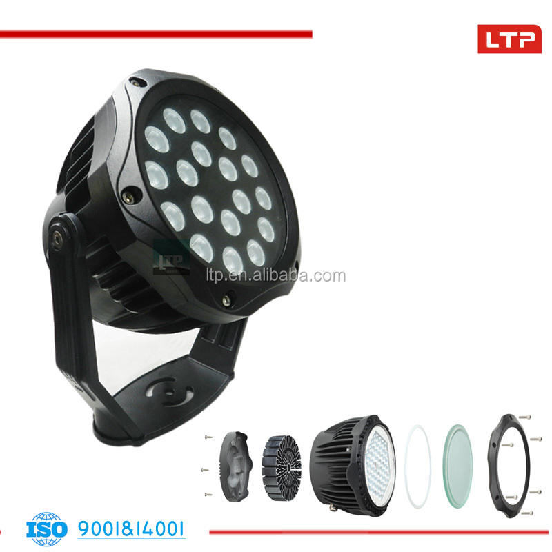 36x3W <strong>3</strong> in <strong>1</strong> Super Bright Wash 108w led par light from Zhongshan China