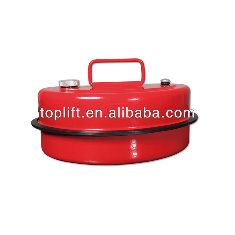 3L galvanized steel sheet oil tank/fuel tank