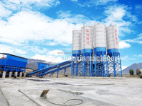 120 cubic meter concrete mixer plant |concrete mixing station in Zhengzhou city Henan China