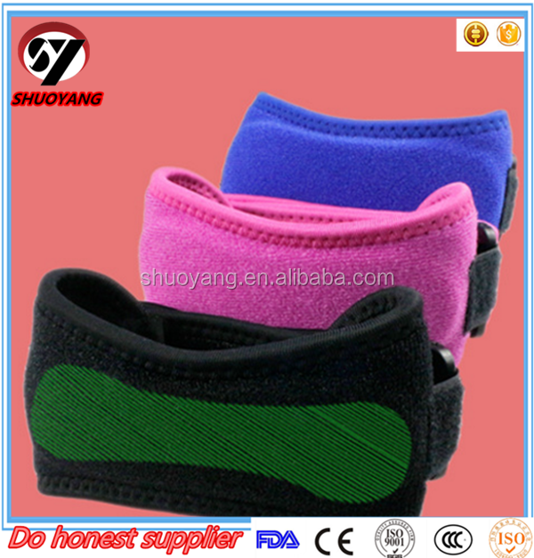 shuoyang Athletics Patella Support Strap Knee Band Brace Pads Runners Jumpers Knee For Men and Women