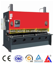 2013 new rock bottom price sheet shearing machine/2013 TOP Hydraulic CNC shearing machine