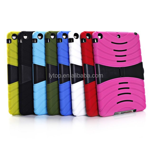 3 in 1 PC Silicone Protective Case For iPad Air