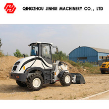 Max. breakout force 43KN mini skid steer wheel loader for sale
