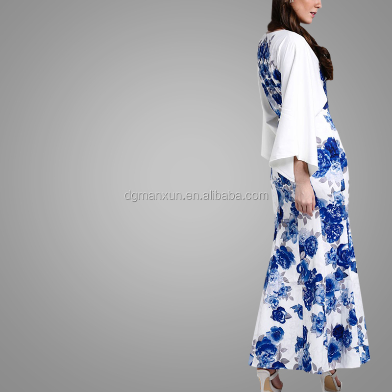 Latest Muslim Women Jubah Printing Long Dress Fashion Wholesale Dubai Abaya Muslimah New Style Jubah Abaya For Women (4).jpg