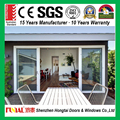 Customized Double Glazed Aluminium Doors Sliding Door with Certificate AS2047/AS2208/CE