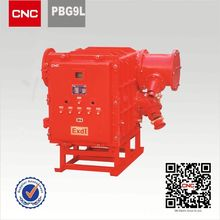 China top 500 PBG9L hard connection Mining Explosion-proof mobile transformer substation