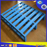 4-way Entry Steel Pallet Use For Racking