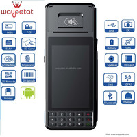 Android handheld pos devices with printer;wireless mobile pos terminal with GPRS/WIFI/1D/2D