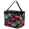 wholesale fitness insulated freezable cooler lunch bag