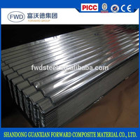 Corrugated Steel Roofing Sheet/Zinc Aluminum Roofing Sheet/Metal Roof price