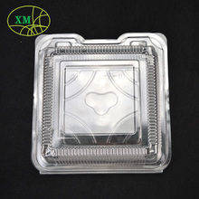 Wholesale clamshell food container blister vegetable packaging trays plastic fruit box