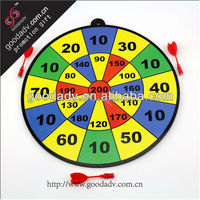 Magnetic kids dart board for game occassion