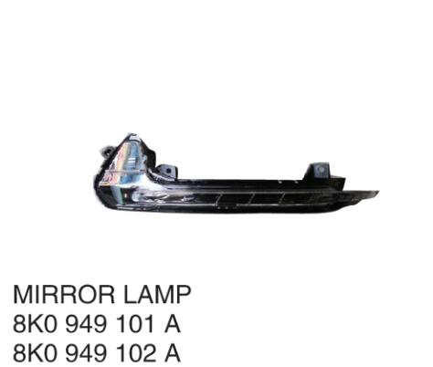 High quality car accessories MIRROR LAMP For Audi A6 2013- OE:8K0 949 <strong>101</strong> <strong>A</strong> 8K0 949 102 <strong>A</strong>