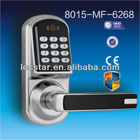 safe apartment popular good design flat number home door smart electronic code locks easy