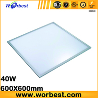 Worbest LED PANEL 2x2ft 40W 3600lumen cool white 600x600mm Ceiling Lamp UL/DLC listed