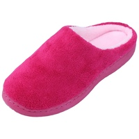 LUXEHOME 2015 suede fabric indoor slipper for women