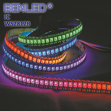 Pixel SMD 5050 WS 2812B DC 5V Addressable Magic Colorful RGBW Flexible LED WS2812B IC Strip Tape