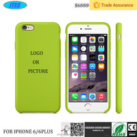 Official Silicone + PC Cell Phone Case ,mobile phone cover For Iphone 6/ 6+