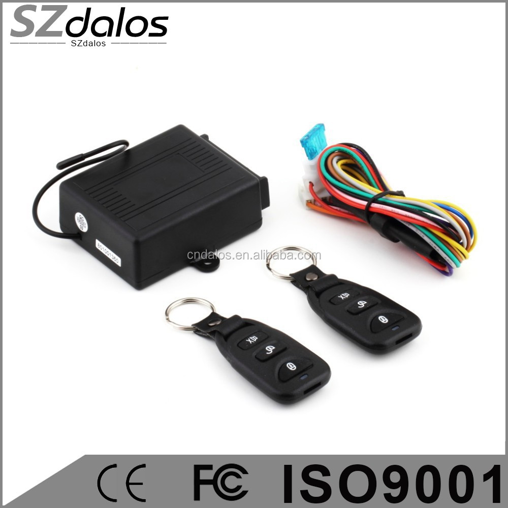 2017 universal remote keyless entry system for all cars