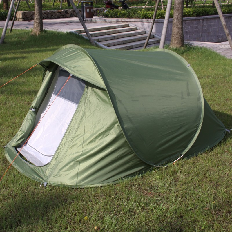 STAR HOME New Waterproof 3-4 Person tent sales tents camping tents 6 people
