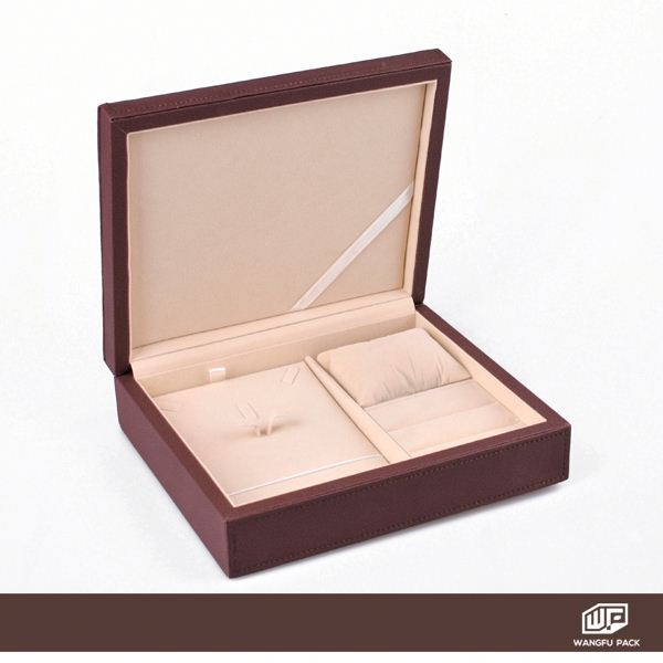 Factory Supply OEM quality mirrored jewellery box 2015