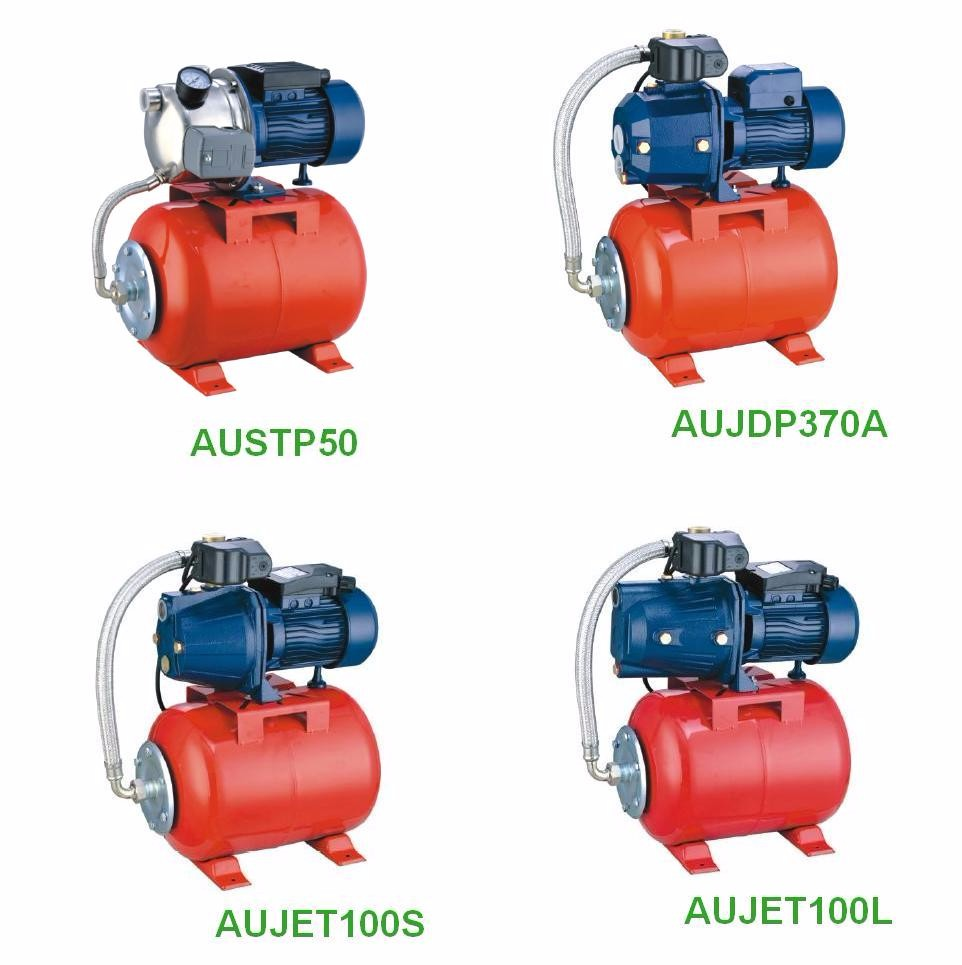 AUJET100L automatic pump station
