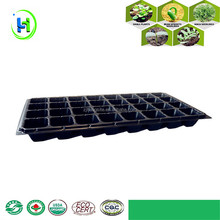 21 28 50 72 98 105 128 200 288 Cells PS Plastic Plug Seed Starting Grow Germination Tray for Greenhouse Vegetables Nursery