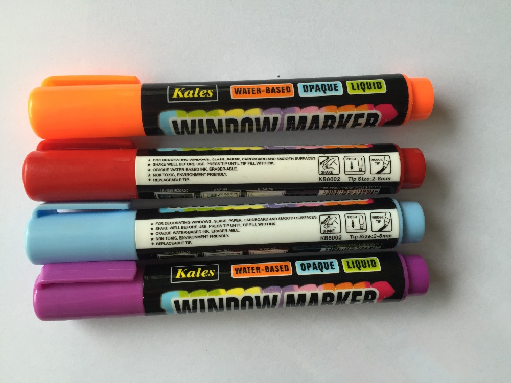 Wholesale full color fluorescent maker pen highlighter