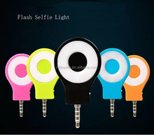 Compact Led Selfie Flash Light For Mobile Phone With Better Image Effect RK-07