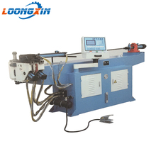 Magnetic hydraulic hairpin bending machine