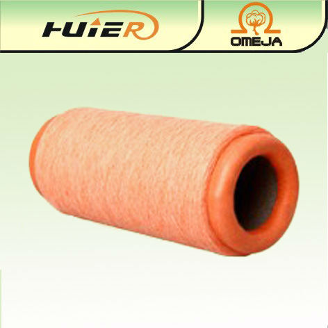 OE regenerated 30/70 cotton polyester blended blanket yarn manufacturer