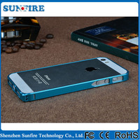 for iphone 5s bumper, for iphone 5 bumper, screw metal bumper case for iphone 5