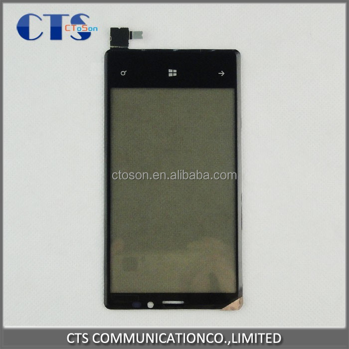 Original full tested phone small parts lcd touch screen display replacement assembly digitizer complete panel for nokia n920