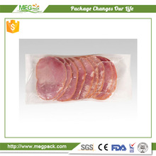 Logo printed food vacuum bag for frozen chicken packaging