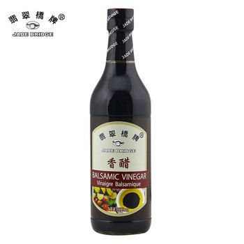 Traditional Chinese Condiment 500ml Bulk Balsamic Vinegar Manufacturer
