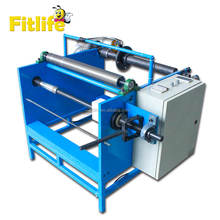 Manual Aluminium Foil Rewinding And Cutting Machine HAFA350 II