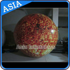 Giant Mars PVC Planet Decorative Ball Advertising Balloon
