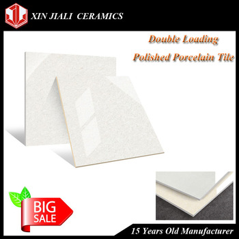 Polished Floor Tile, Crystal Double Loading Discontinued Polished Floor Tile