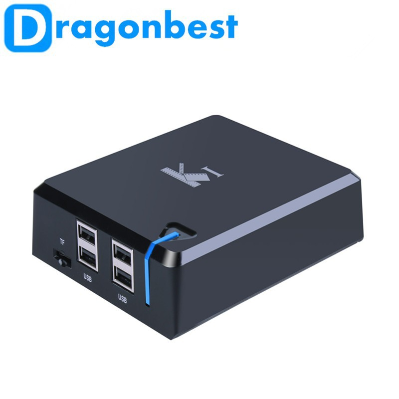 K1 TV BOX WiFi Xbmc amlogic s805 K1 TV box 1G/8G DVB T2 Satellite TV Receiver Smart Google Bluetooth