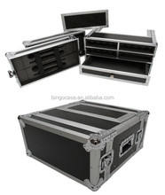 Dj Mic Roadcase Wireless Microphone Road Travel Flight Hard Case